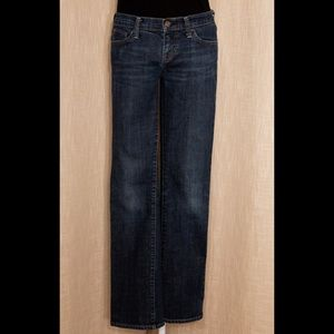 GAP 1969 Straight Leg Jeans, Size 6 R